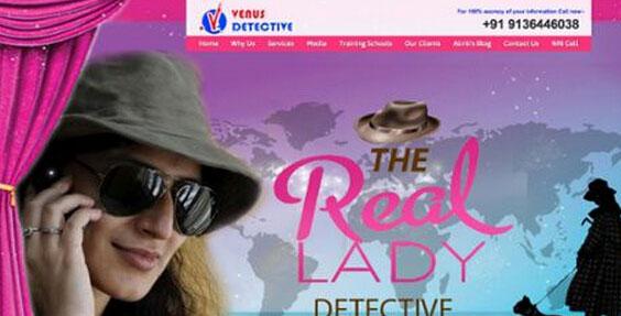 印度的女性侦探网站